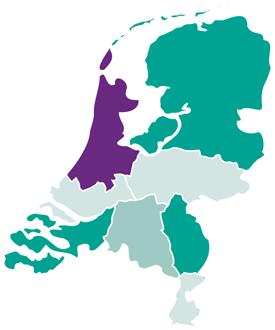 Kaart-Noord-Holland KL
