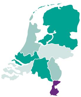 Kaart-Zuid-Limburg KL